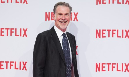 Netflix CEO Reed Hastings rebuffs ads again