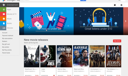 how to disable google play store auto-play videos