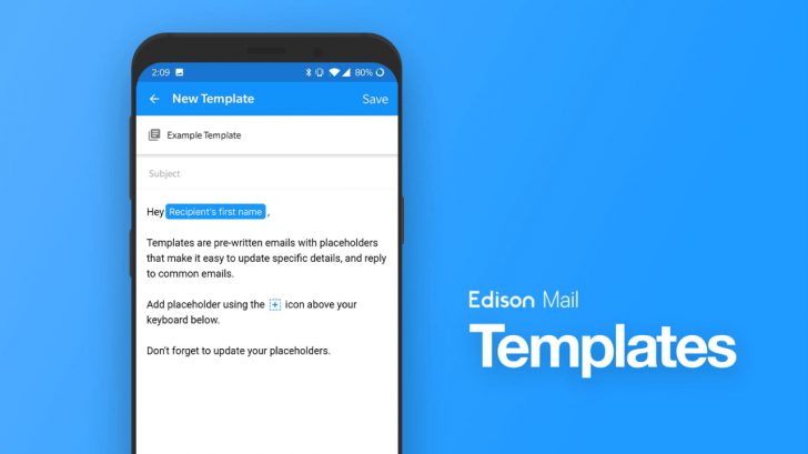 Edison Mail Now includes Templates and Rich Text Editing in Its Latest Mobile App Update