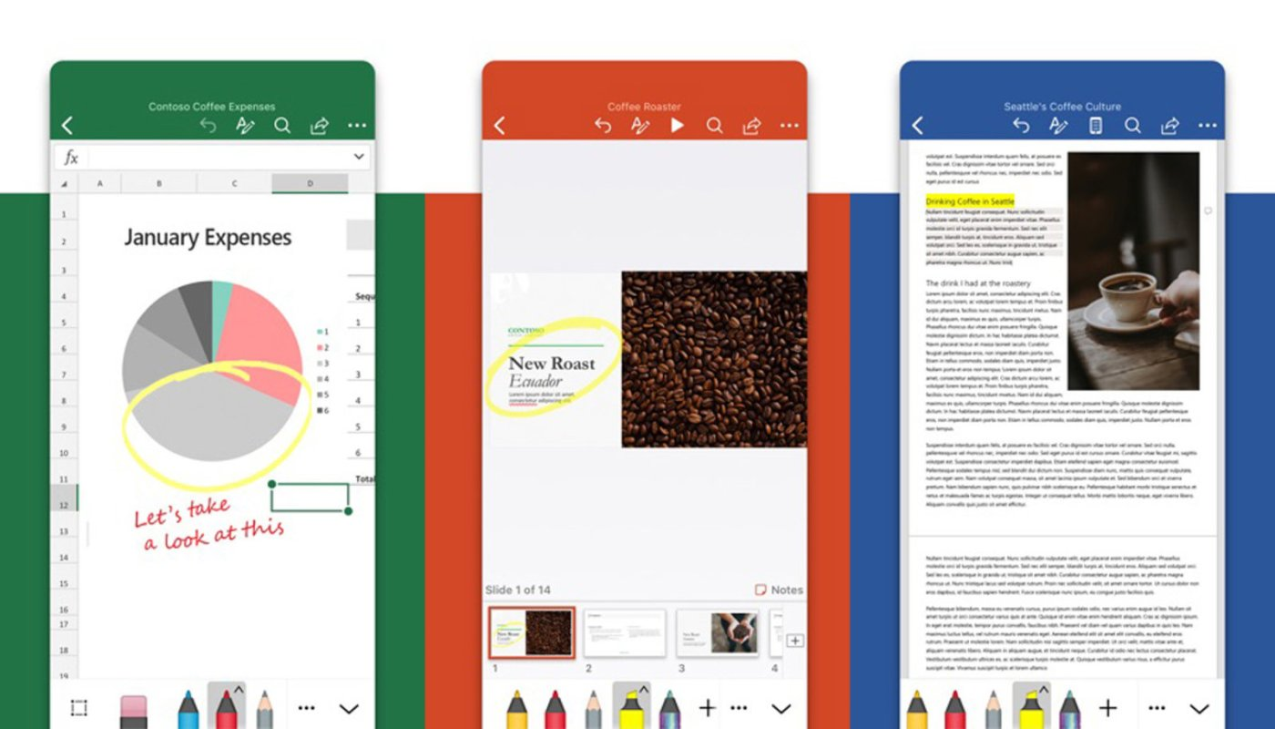 Redesigned Microsoft Office iOS Apps are Faster and Simpler but Lack New Features