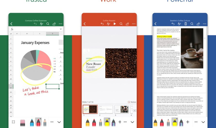 Microsoft Starts Rolling Out its Redesigned Office Apps for iOS — Faster and Simpler but Lack New Features