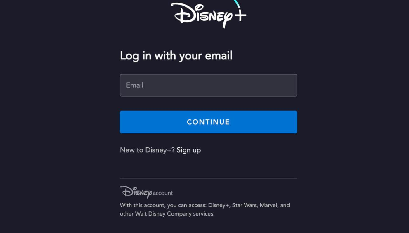 Disney Plus Adds Log Out of All Devices and Data Saver Mode