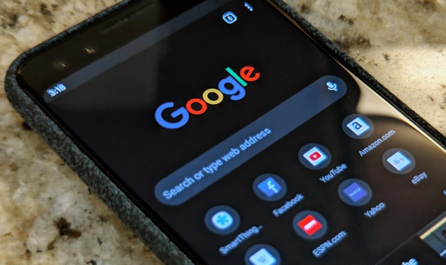 Chrome for Android Might Soon Sport a Dark Theme for Google Search Results