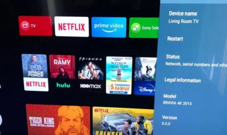 2015 Sony Android TVs Updating to 2017 Android 8 Oreo
