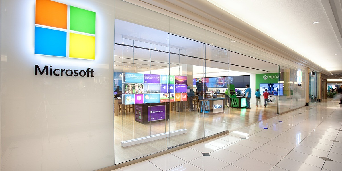 Microsoft permanently closing its retail stores