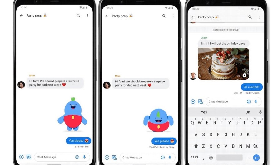 Google Integrates these Two Key Features into its Messages App