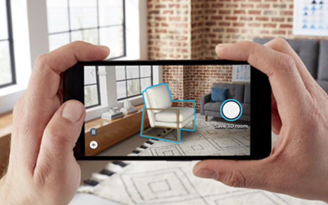 Amazon's Most Recent AR Shopping Tool can Fill a Room with Virtual Furniture