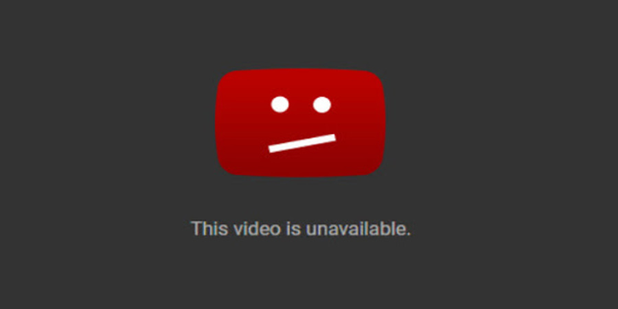 Age-Restricted YouTube Video Third-Party Site Playback Disabled by Google