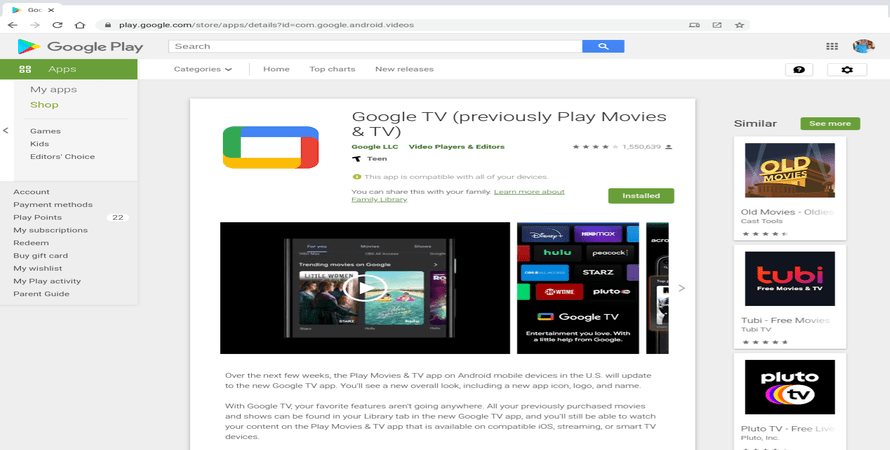 Google is Rebranding its Movies & TV Platform to Google TV, Giving it a New Look and a Lot More Possible Functions