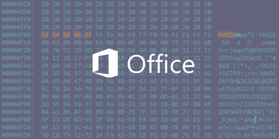 Hackers again Using Decade-Old Microsoft Office Exploit to Take Over PCs Remotely
