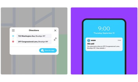 New Waze Trip Planning and Departure Notification Features Debut