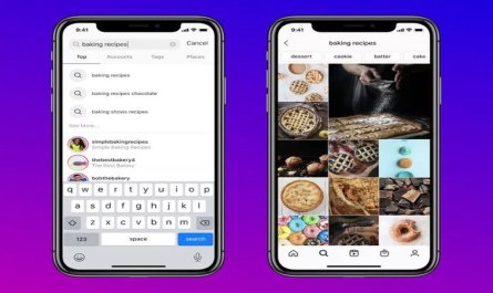 Instagram Keyword Search Support Debuts
