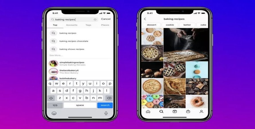 Instagram Now Allows Users to Search by Keyword, No Hashtag Needed