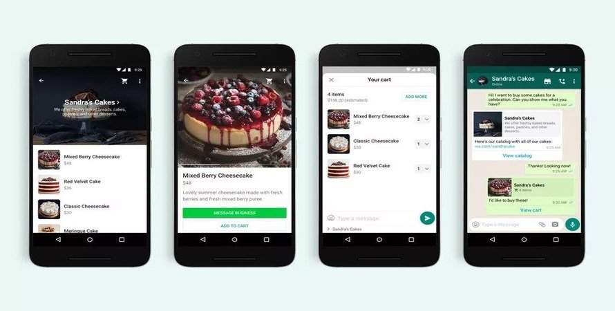 WhatsApp is Making it Easier to Shop on its Platform with this New Cart Tool