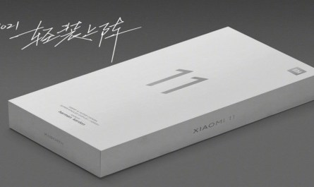 Xiaomi Mi 11 Smartphone will Not Ship with a Charger in the Box