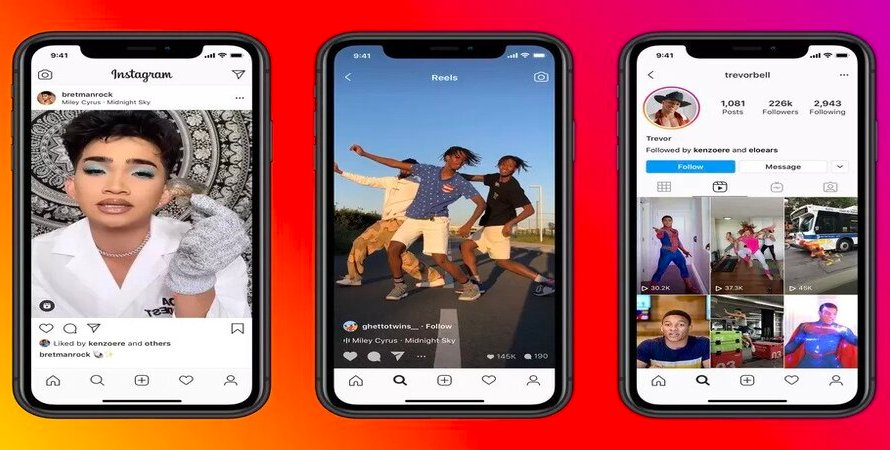 Instagram Tells Creators to Stop Posting Recycled TikTok Content to Reels