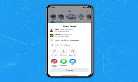 Twitter for iOS Now Lets Users Share Tweets as Instagram Stories