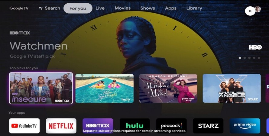 Google TV's 'Improve Your Recommendation' Bug Causing Skips to be Recorded as Likes