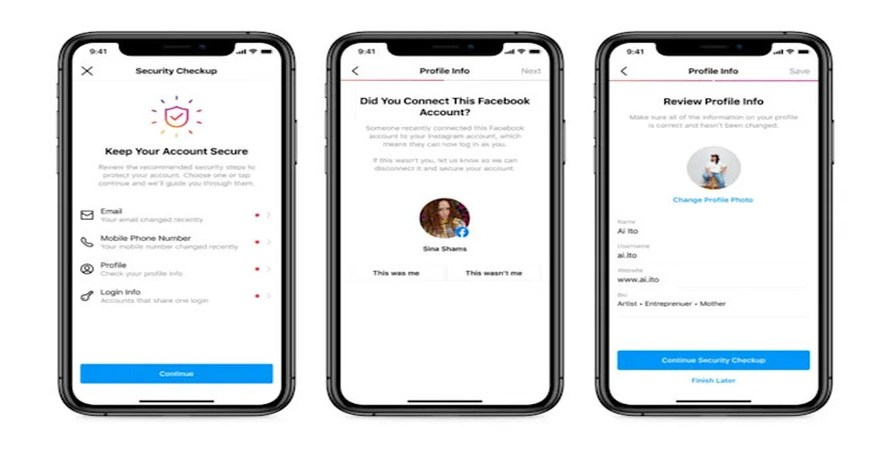 Instagram Now Helps Victims of Account Hacking Recover and Secure their Profiles