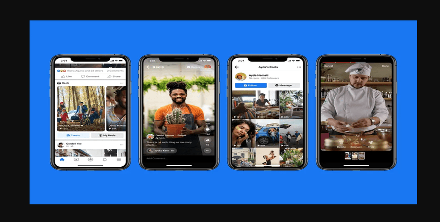 Facebook Continues its Tik-Tok-ification by Introducing Facebook Reels in the US