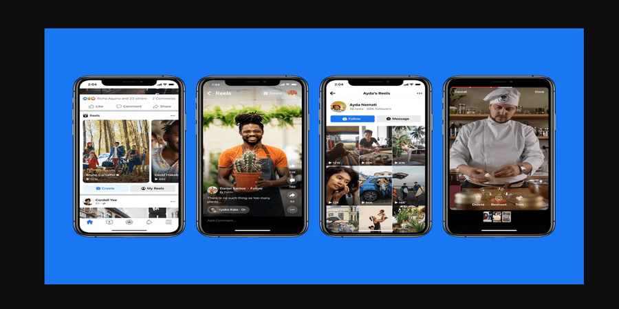 Facebook is Now Testing its Instagram Short-Form Video Reels in the US with Facebook Reels