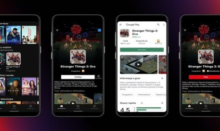 Netflix Launches into Gaming with Two Stranger Things Titles on Android in Poland