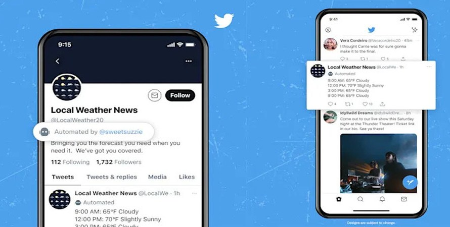 Twitter is Experimenting with a New Label that Tells Users which Bots are Good and which are Bad