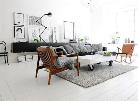 Interior inspiration white world