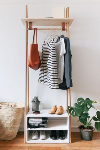 Coat rack inspiration