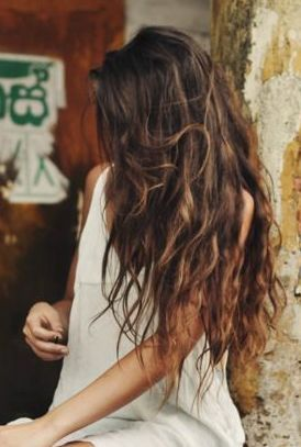Beauty trend: beach hair