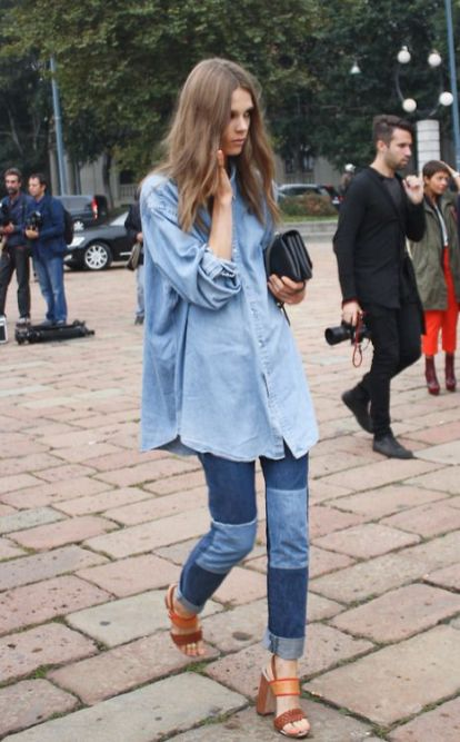 fashion trend: denim