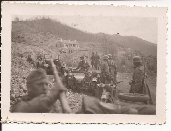 Εχίνος-στρατιώτες-της-164-Γερμανικής-Μεραρχίας