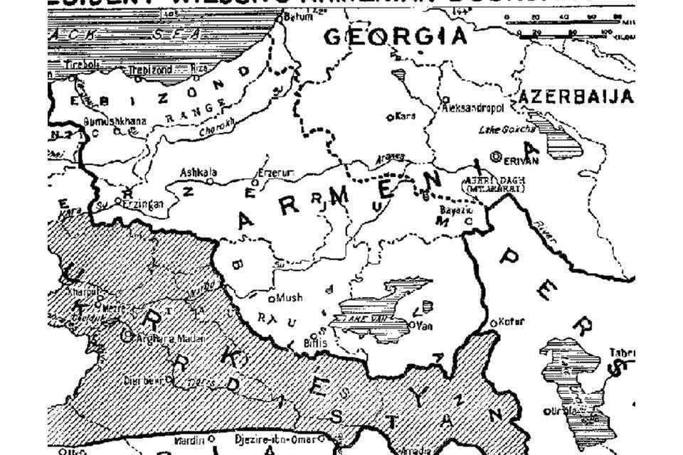 Πόντος και Δυτική Αρμενία