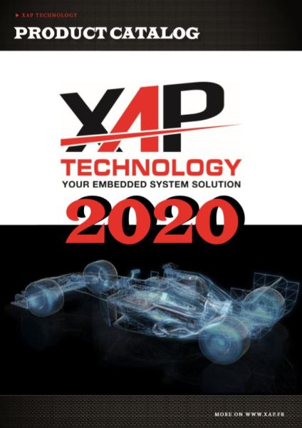 CATALOGUE PRODUCT 2020 XAP