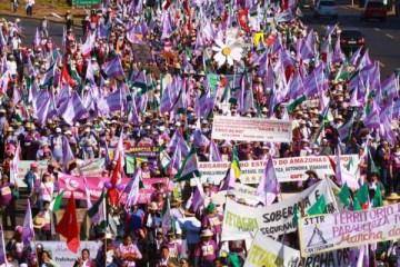 Vozes do Campo: Margaridas em Marcha