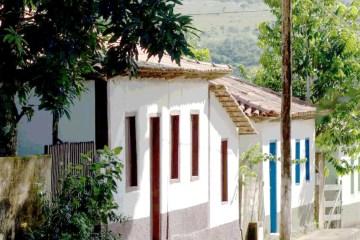 Olhos D`Água: Vida pacata no povoado do Goiás