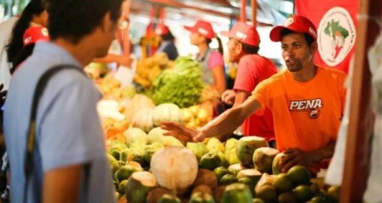 feira nacional de reforma agrária