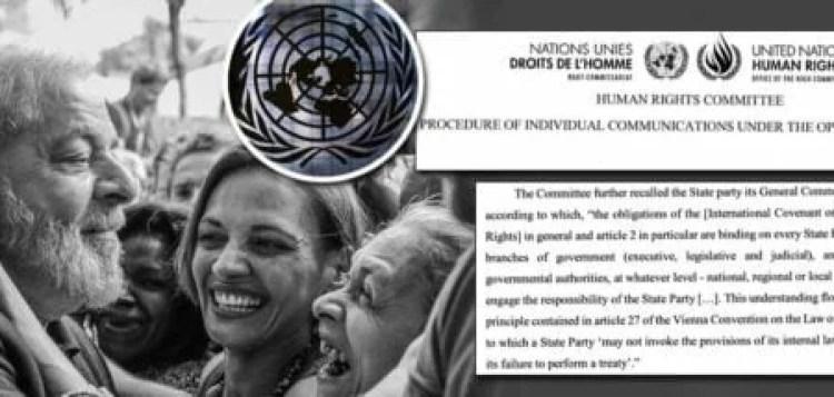 ONU reafirma