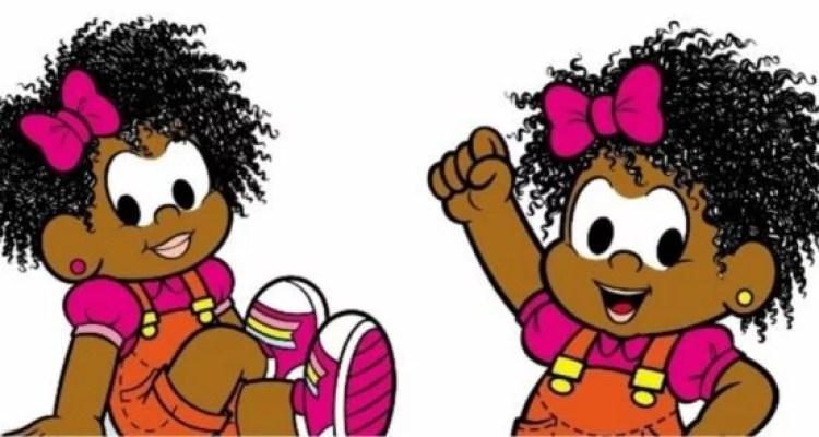 Milena, personagem negra e defensora dos animais na Turma da Mônica