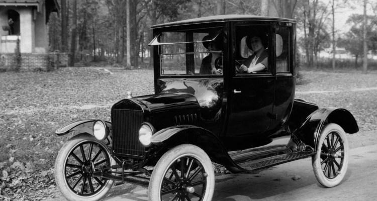 FORD 1920, MODELO T: O PRIMEIRO CARRO A CHEGAR EM FORMOSA