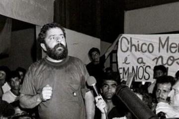 Lula: O amigo do Acre