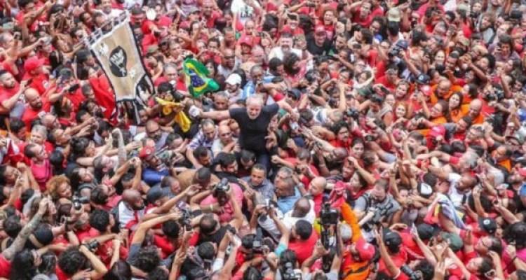 Mercadante: Lula, o coração do povo, volta a bater
