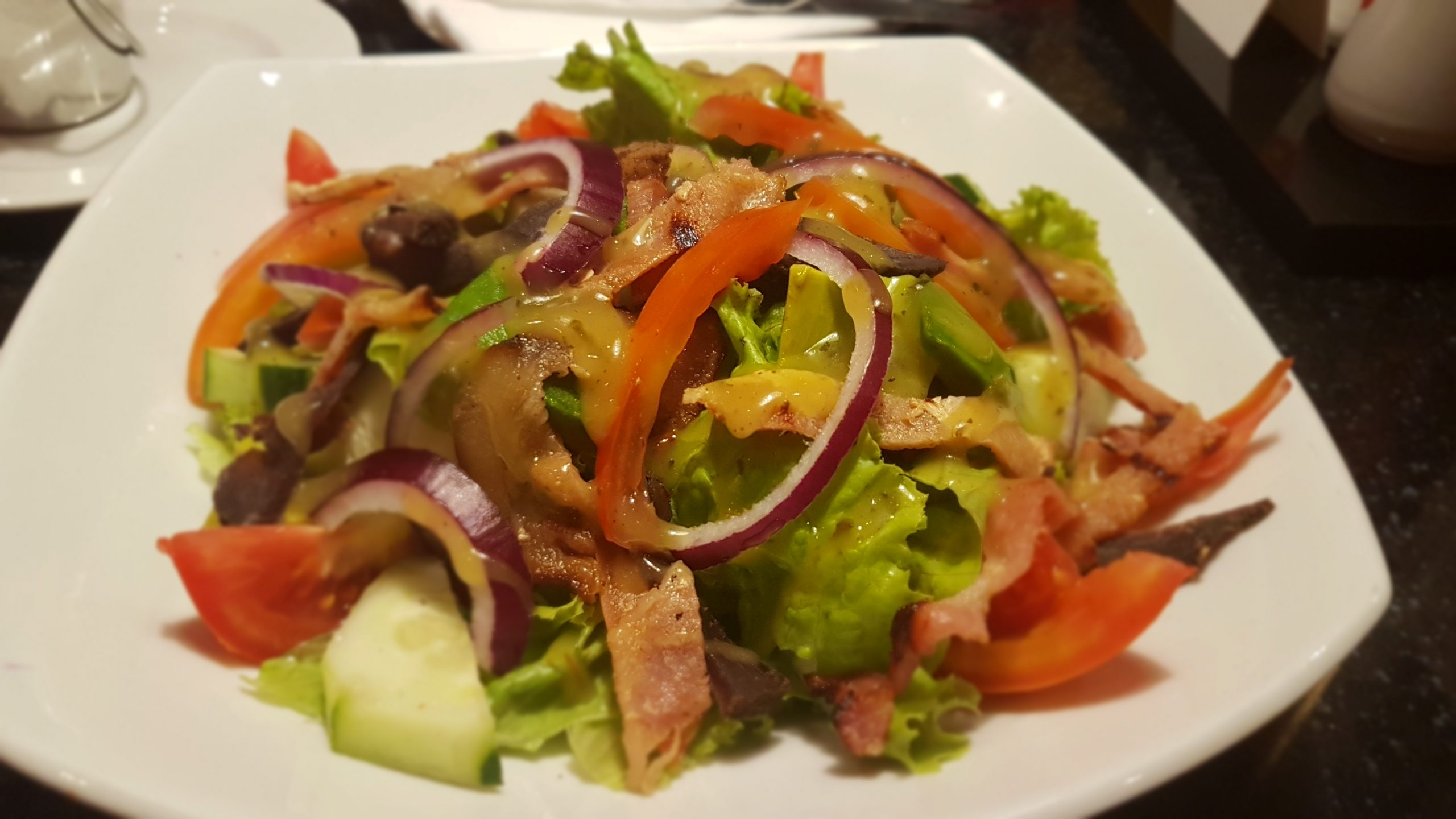 The B&B Salad