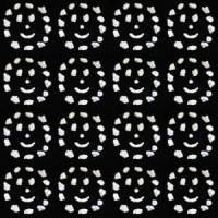 Mr Smiley Andy Warhol style