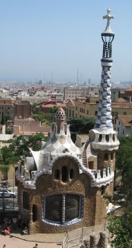Gaudi Antoni - Barcelona Spain - Work of Art
