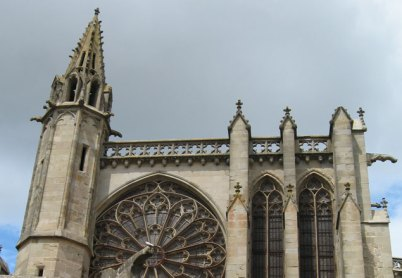 Carcassonne Church