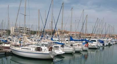 Narbonne Plage Port
