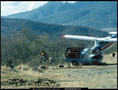 PLANE CRASH - National Geographic