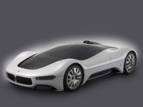 Maserati BirdCage Pininfarina Concept