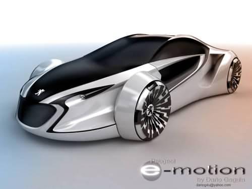 Peugeot Emotion car super